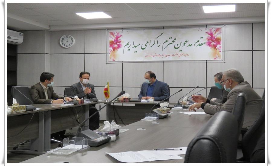 برگزاری جلسه کمیته HSEE در سازمان