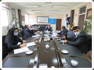 جلسه بررسی نرخ کرایه حمل سیمان از مبادی تولید تا مقصد