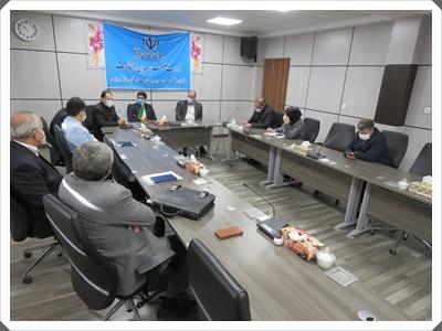 جلسه کمیته تخصصی مرکبات استان