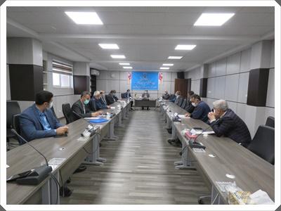 برگزاری جلسه کمیسیون نظارت